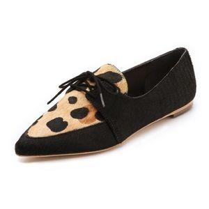 Loeffler Randall Women's Leather Flats & Oxfords
